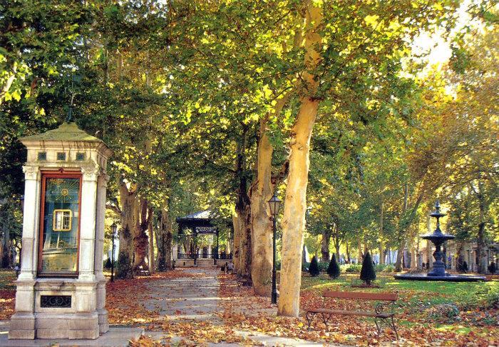 Zrinjevac Palace Zagreb